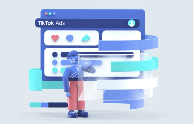 TikTok Marketing Advertising