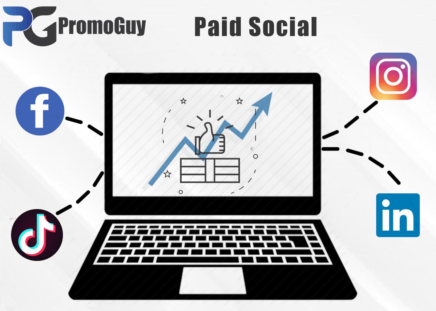 Paid Social Service: Client Case Study