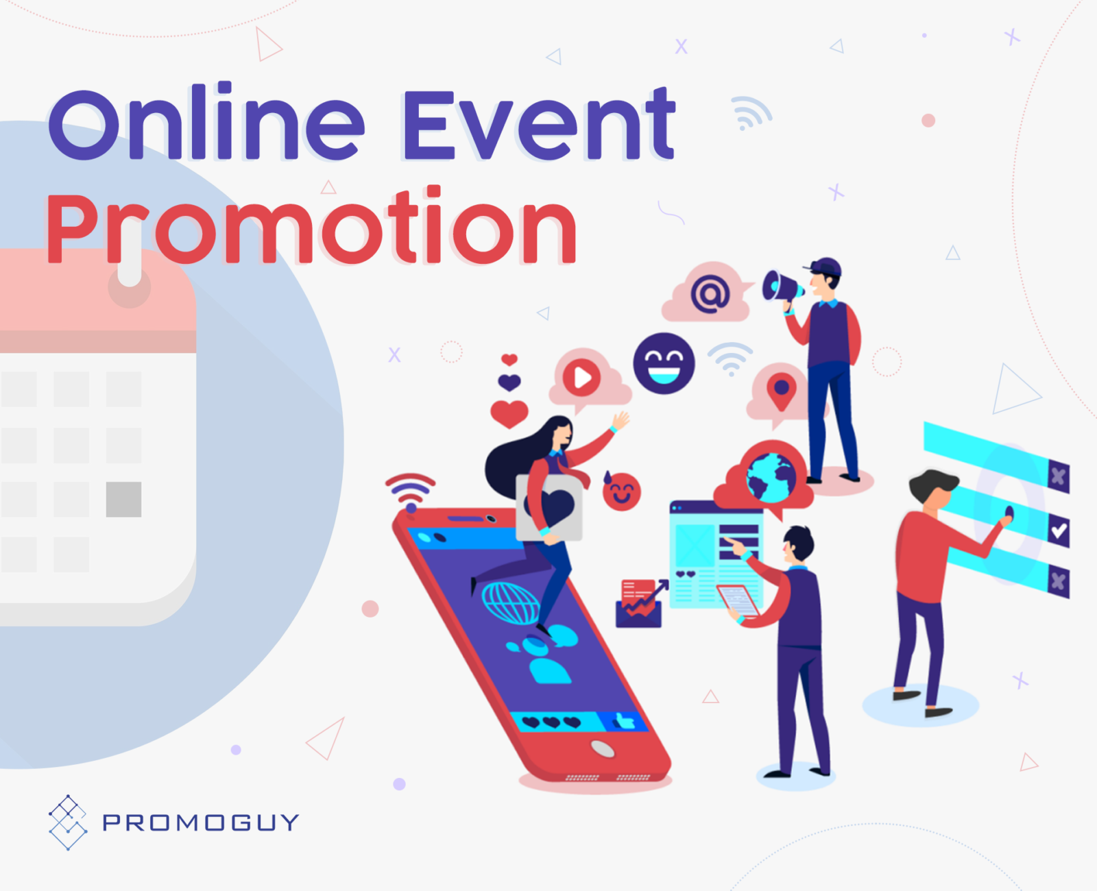 Event SEO, Promotion, & Online Marketing Tips For 2021